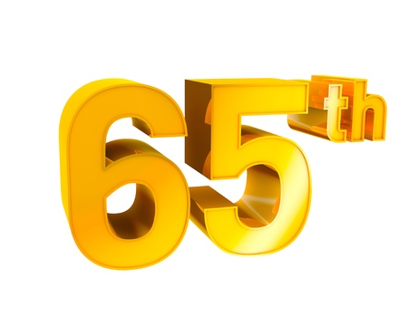 65th: Gold Character Collection  65th anniversary