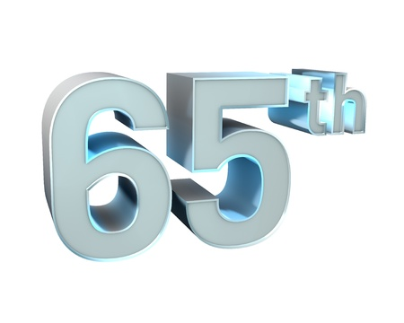 65th: Silver Character Collection  65th anniversary