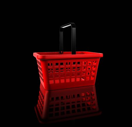 Shopping Basket Stock Photo - 16816076