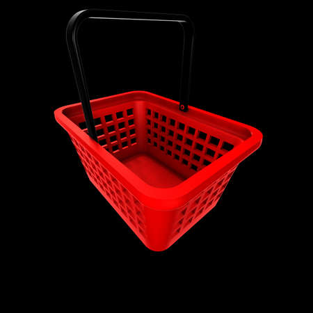 Shopping Basket Stock Photo - 16816304