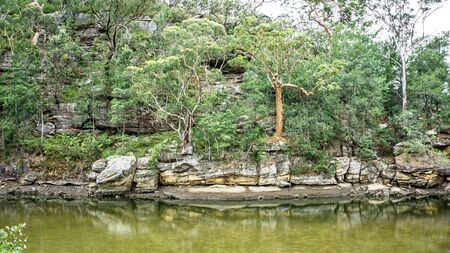 Bobbin Head, Ku-ring-Gai Chase National Park, New South Wales, Australia