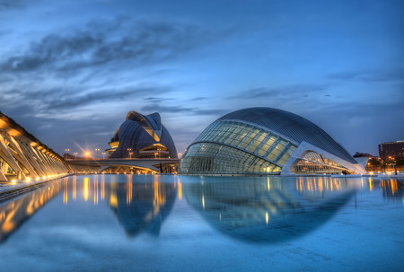 City of Sciences of Valencia