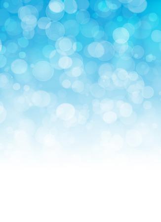 배경 블루