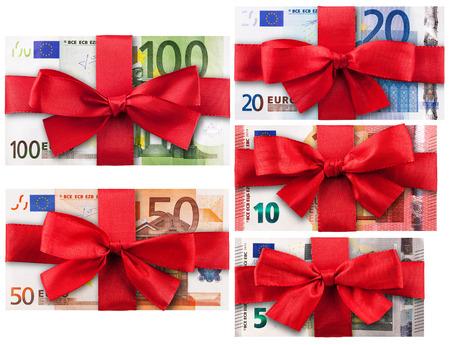dinero euros: Dinero Foto de archivo
