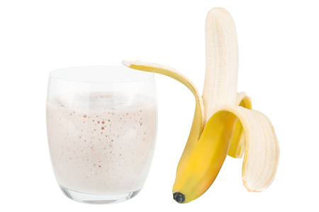 shaken: Banana Smoothie
