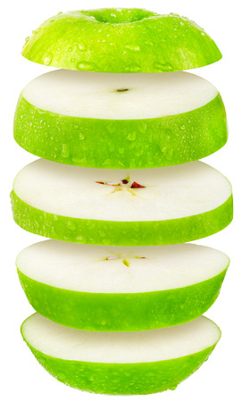 deliciously: Apple slices