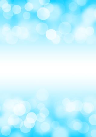 abstrakte blauen Hintergrund