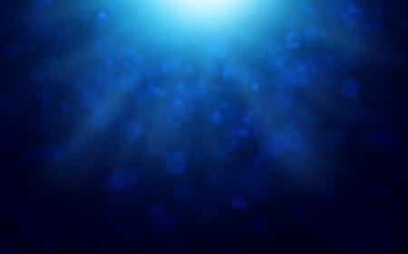 plancton: bajo el agua de fondo Foto de archivo