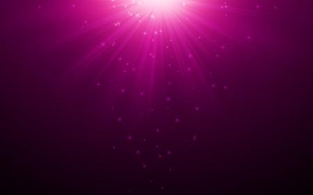 pink magic background Standard-Bild