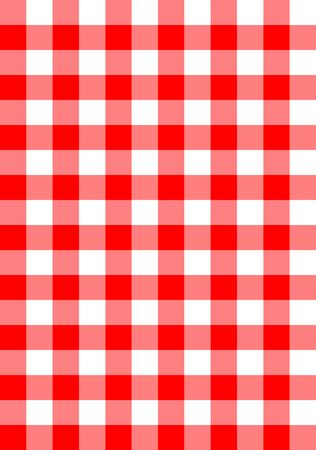 원활한 체크 무늬 패브릭 배경 벡터 패턴 스톡 콘텐츠 - 39809784