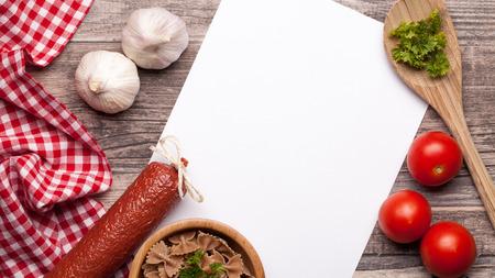 italienisches essen: Italienisch Lebensmittel Hintergrund Lizenzfreie Bilder