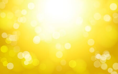 flashing light: abstract golden light background Stock Photo