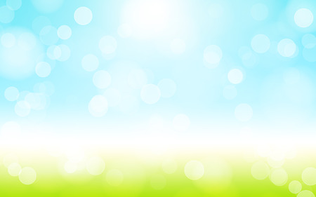 Abstrait bleu et fond vert Banque d'images - 42149316