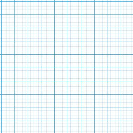 ruitjespapier naadloos patroon Stock Illustratie