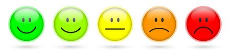 смайлик: смайликов рейтинг иконки