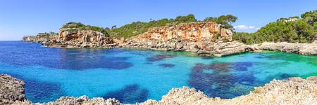 Cala Almunia, Majorca, Spain Imagens