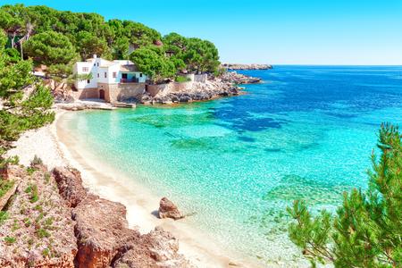 Cala Gat beach (Majorca Spain)
