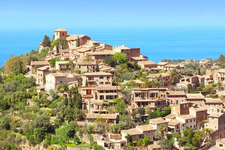 Deia Majorca Spain Imagens