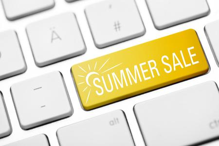 summer sale keyboard