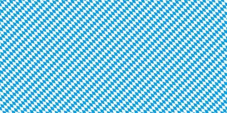 Oktoberfest background Bavaria flag pattern seamless