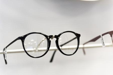 the optician, a great eyewear, cnc and eyewear Фото со стока