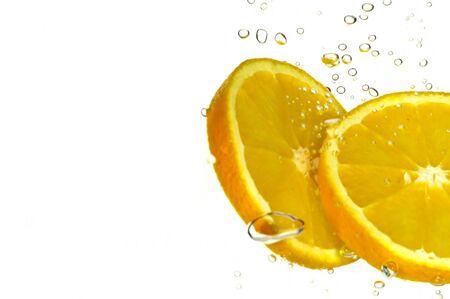 splash sinas: Splash Orange slice