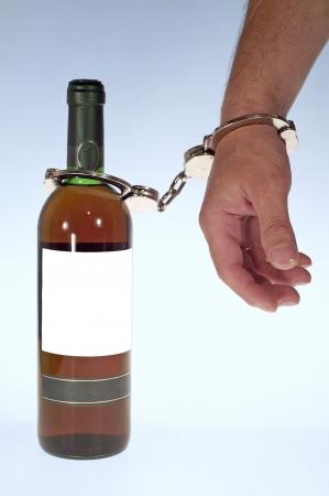 Esclavo del vino Foto de archivo - 575395