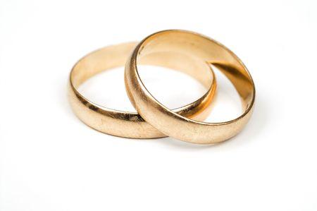 Wedding rings Stock Photo - 575625