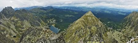 orla: Tatra panorama