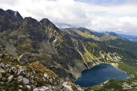orla: The High Tatra mountains