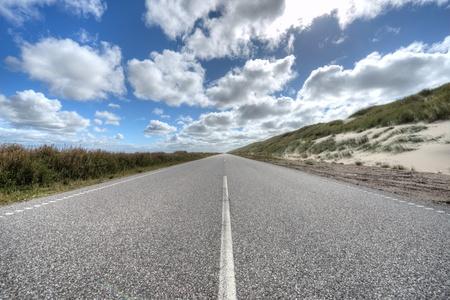 Road to infinity Stock Photo - 15682401