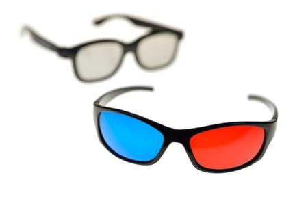Various 3D Glasses