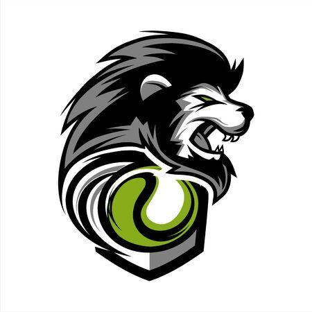 lion team logo