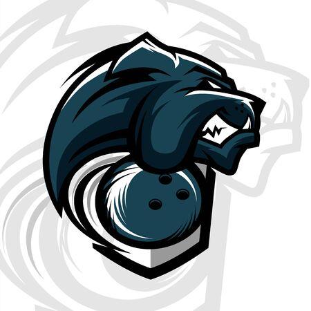 Bulldog Team Logo