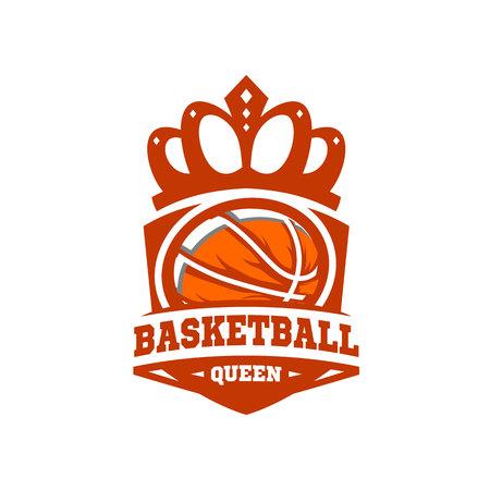 Queen BasketballLogo vol 2.0