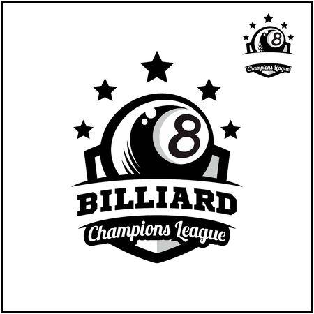 sport ball champions league logo vector 矢量图像