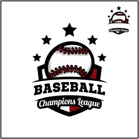 sport ball champions league logo vector Çizim