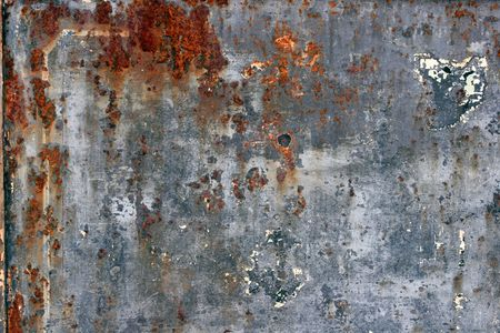 decomposition: Rust Texture