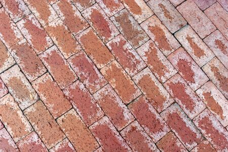 red brick repetition: Brick Texture