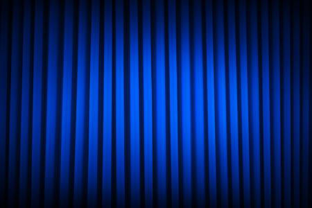 arts culture and entertainment: Blue Velvet Movie Curtains Dim Lit Backgrounds.