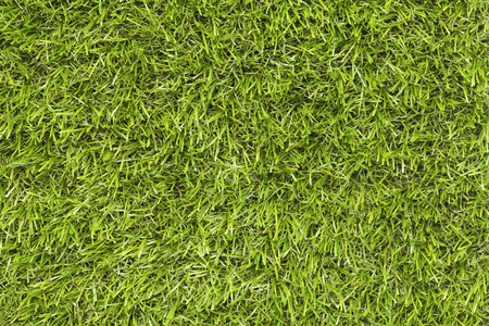 front or back yard: Cut Green Plastic Yard Grass Background Texture.