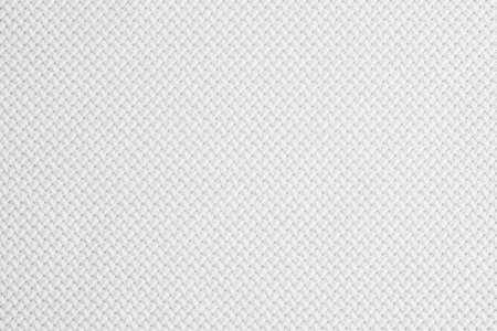 Cross Stitch Cotton Canvas Fabric Blank Background. Stock Photo
