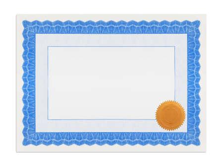 与拷贝空间和金封印的蓝色证明文凭删去了。