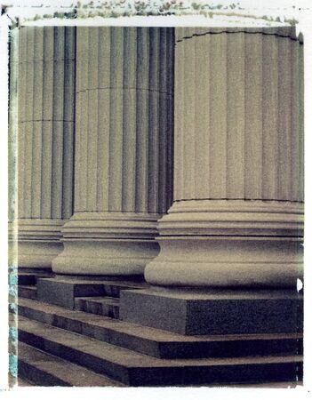Marble columns Stock Photo - 2175703