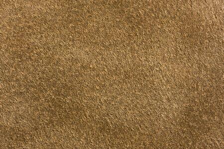 Cuir brun chamois - texture de fond  Banque d'images - 3588172