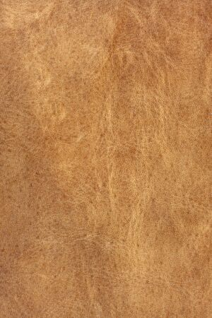 brown leather background with strong texture and some scratches