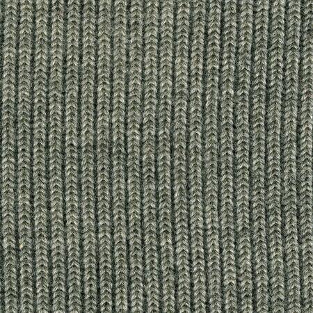 detail van grijze Gebreide wol trui structuur, verticale lijn patronen