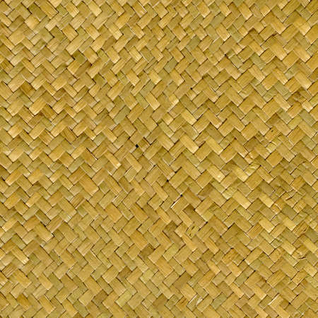 wooden basket weave texture background, closeup with abstract pattern Stock Photo - 5844701
