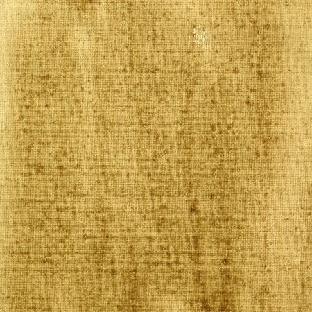 self made: texture of nonuniform brown  watercolor abstract on cotton canvas, self made
