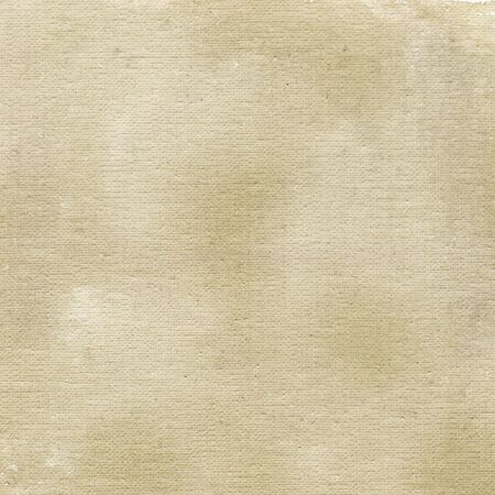patchy: gray and brown grunge patchy abstract on white cotton artist canvas, self made by photographer Stock Photo